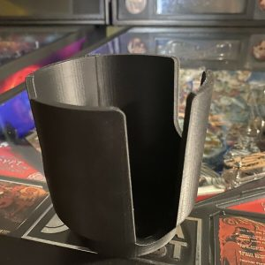 Cup/Drink Holder Pinball Machine